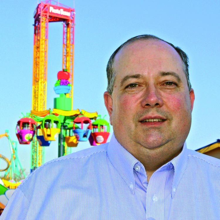 Six Flags Fiesta Texas President Martin Bozer says planned park expansion should drive up attendance.
