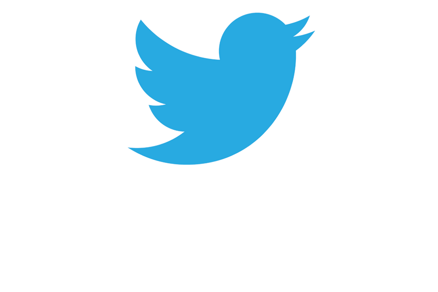 Twitter Bird Logo Outline Pictures to Pin on Pinterest ...