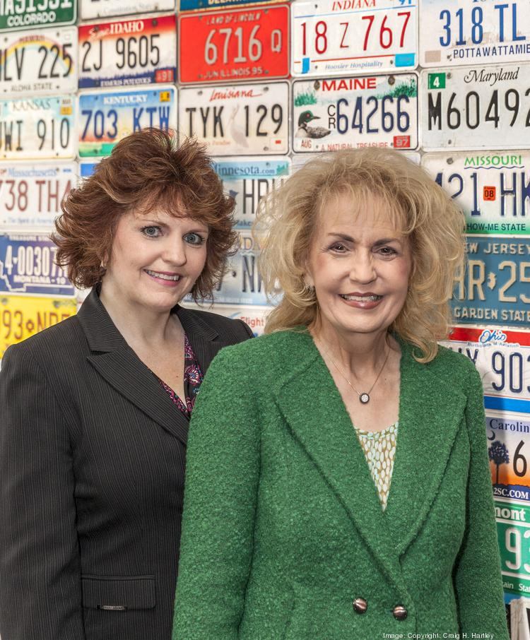 Sheri Parrack (right), president, and her daughter, Lisa Keith, CFO, of Texas Motor Transportation Consultants, lead a 33-year-old company that's never had to borrow money.