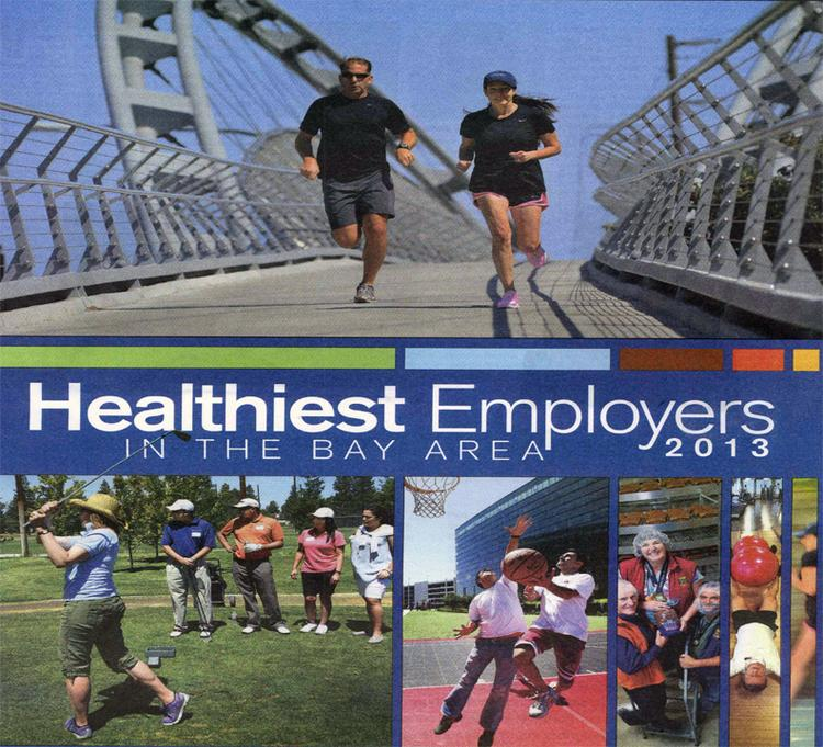 Click through the slideshow to see the 2013 Healthiest Companies winners.