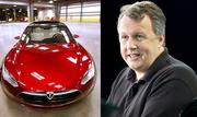 Paul Graham, founder of Y Combinator, was not impressed with the beauty of the Model S, although he does think it's an amazing car.