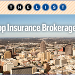 Behind The List: Insurance Brokerages