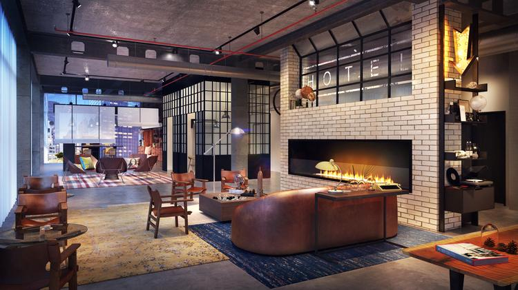 Developer Begins Building 147 Room Marriott Moxy Brand