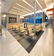 Giattina Aycock Architecture Studio won an institutional honor award for its design of the Cardiovascular Associates clinic. Landscape architect was Macknally Land Design. Consultants included Walter Schoel Engineering, Structural Design Group, Tom Ray + BBG&S and Blox. General contractor was Brasfield & Gorrie.
