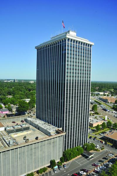 """Clark Tower has moved into special servicing because of """"imminent default,"""" according to a Fitch Ratings but the property owner disputes that claim."""