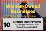 The Top 10 women-owned businesses in Phoenix