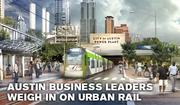 No. 3Austin's business leaders speak out on urban rail: 2013 was a big year for urban rail news. Project Connect endorsed the Highland and East Riverside corridors and a specific route selection is in the works. Of course, none of that will matter if transit leaders can't garner enough support to pass a ballot measure funding the project. Austin's business heavyweights recognize the need for mass transit, but there are some high-profile holdouts among business owners and transit activists.
