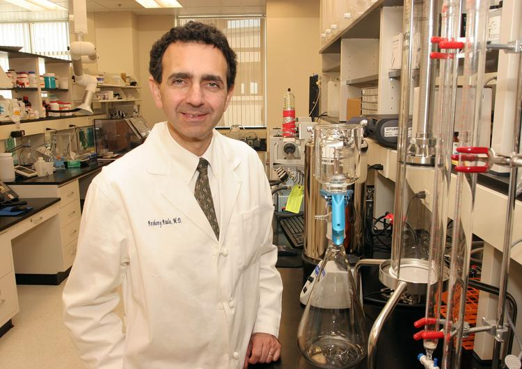 Dr. Anthony Atala will coordinate efforts at Wake Forest University and more than 30 academic and industry partners in the military's efforts to apply regenerative medicine techniques to battlefield injuries.