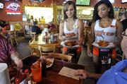 Chanticleer is primarily a franchisee of international Hooters restaurants.