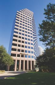 One Congress Plaza at 111 Congress Ave. is 82 percent leased with an average triple net lease rate of $27.50 per square foot.