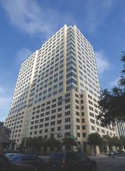 The 300 W. Sixth St. building is 91 percent leased with an average triple net lease rate of $30.50 per square foot.