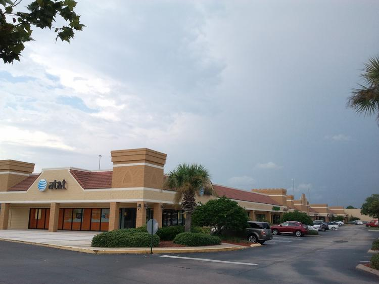 Equity One Inc., which owns the South Beach Regional Shopping Center, has filed plans with the City of Jacksonville Beach to redevelop this portion of the center, which sources say specialty grocer Trader Joe's is targeting.