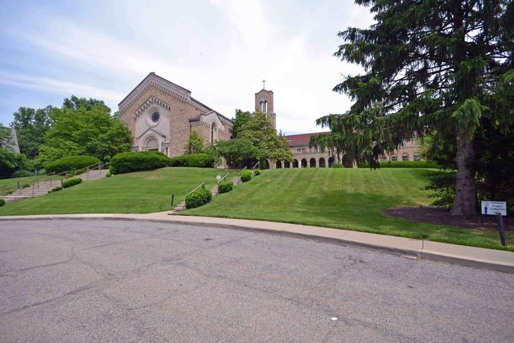 A former monastery built in the 1950s will be demolished to make way for the new homes off Erie Avenue, five blocks from Hyde Park Square.