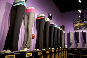 Lululemon named a new CEO, Laurent Potdevin, and said that founder Chip Wilson is stepping down as executive chairman.
