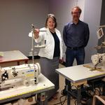 Exclusive: Sewing collaborative launches in Dayton