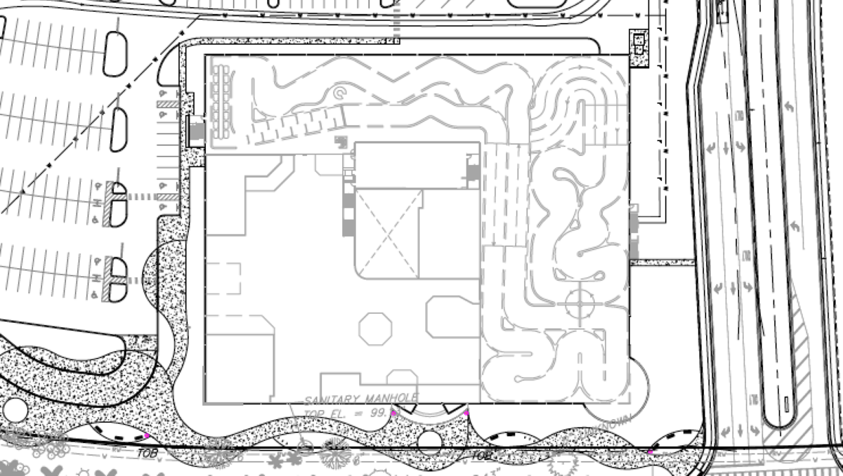 City View Orlando Floor Plans: I-Drive-area Andretti Karting Attraction Shares Site Plan