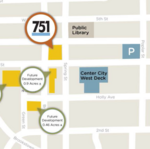 Parking deck purchase to spur $21M in development in downtown Winston-Salem