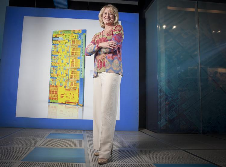 Intel's Diane Bryant knew very little about what an engineer did when she started pursuing the path. Here she talks about how to get more young women into engineering.