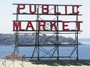 Pike Place Market first opened in 1907 and is now one of Seattle's most popular destinations