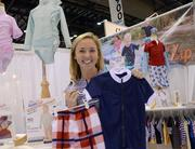 Betsy Johnson founded the SwimZip brand of UV protective children's swimwear when she was diagnosed with skin cancer. The business raises awareness for skin care protection while providing stylish clothing for kids.
