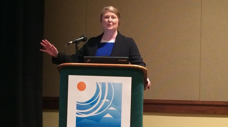 OtoNexus Medical Technologies CEO Caitlin Cameron said the company is looking for a short-term exit during a presentation at the 2016 Life Science Innovation Northwest conference Wednesday.