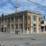 Former bank transformed to retail, residential