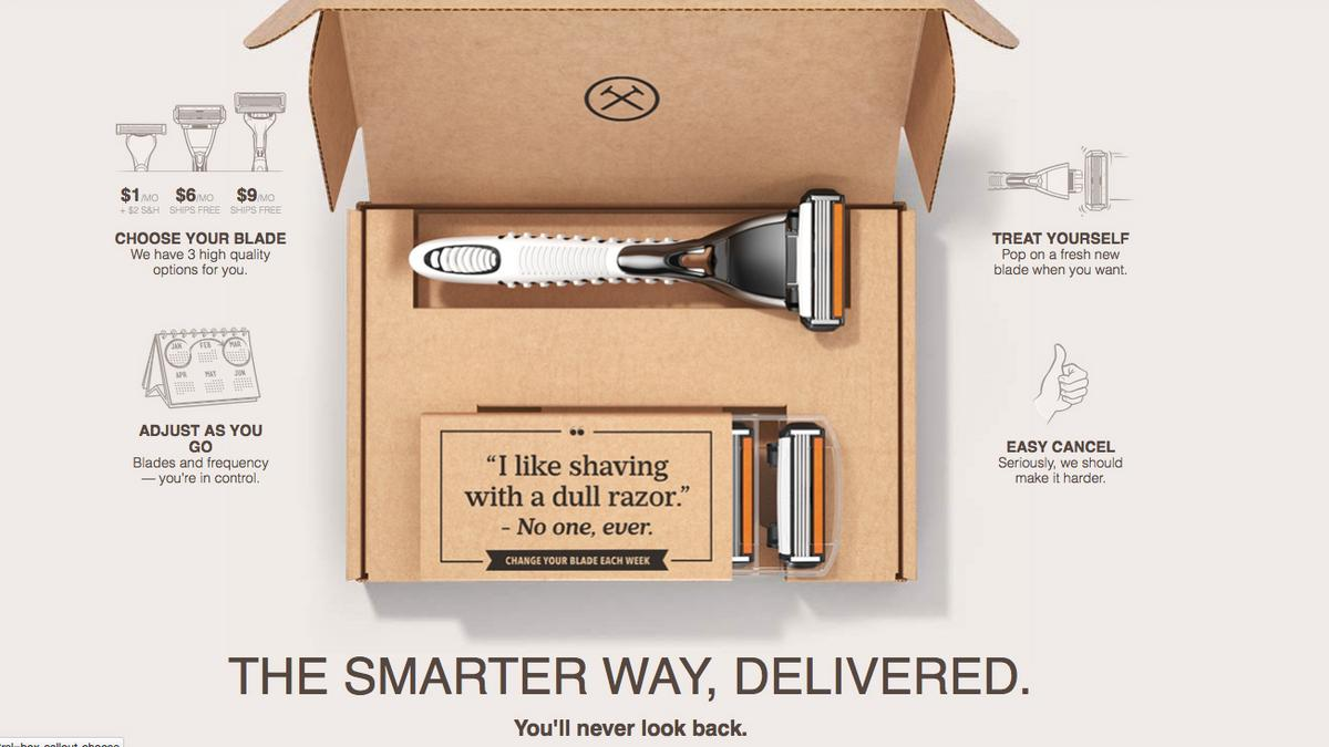 Dollar Shave Club sticking to Central Ohio investment amid ...