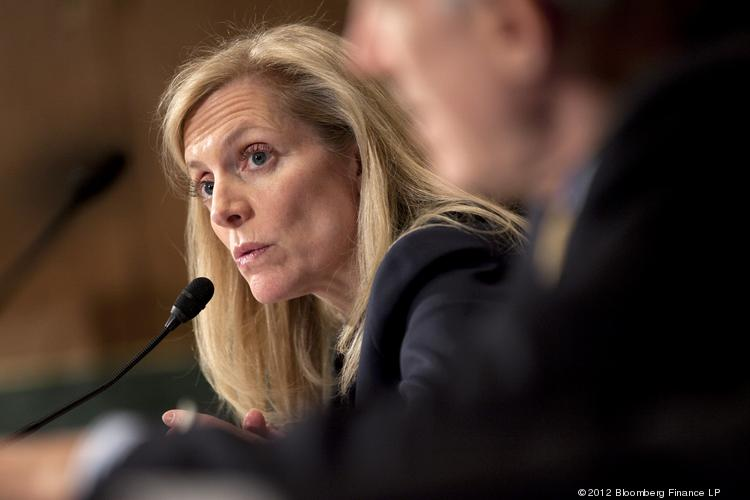 Lael Brainard, under secretary of the Treasury for international affairs, is reportedly being considered for a post on the Fed's board of governors.