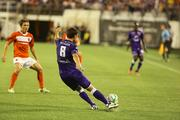 Now, the team hopes to win approval for a new $85 million soccer stadium in downtown Orlando.