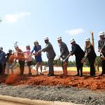 CLT tower takes flight — along with political intrigue (PHOTOS)