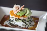 From the menu, this is the California Roll