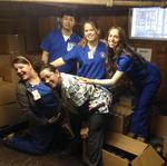 Good Works: Denver nursing students lend helping hand