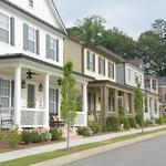 Townhomes spring up in Dunwoody