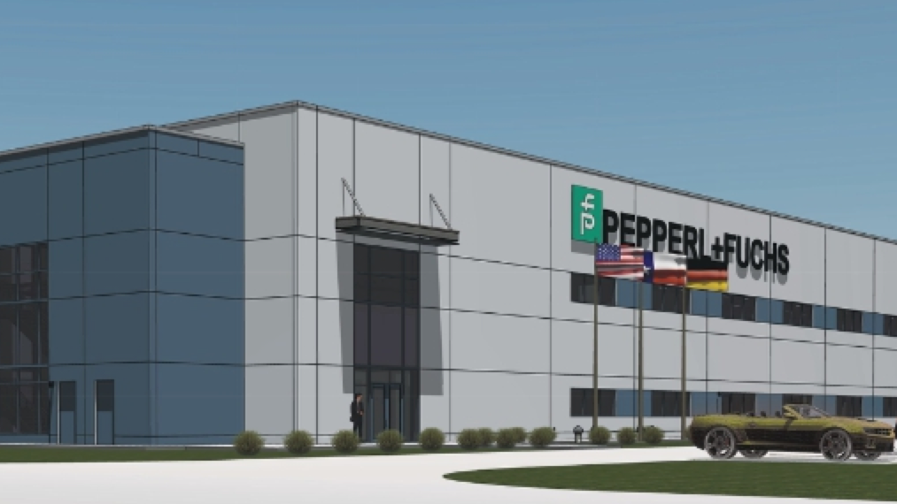 Pepperl+Fuchs picks Katy for new center, one of six in the world