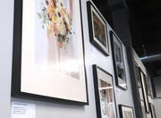 A photography showcase at The Event Gallery features work of specific vendors.