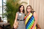 Cathy Werthan, left, with Rebecca Christopher, both of CPA Consulting Group.