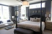 The master bedroom of M/I Homes' Avalon.