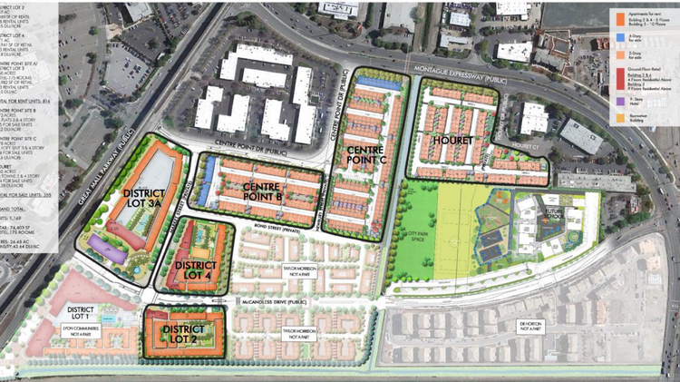 D R  Horton buys Centre Pointe project in Milpitas from