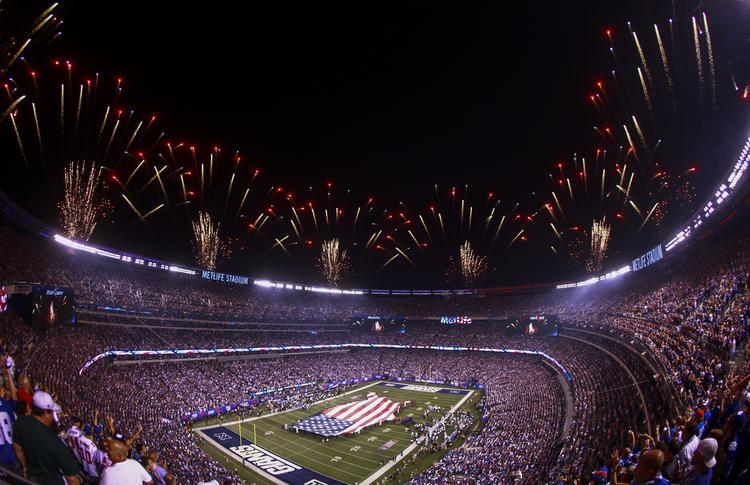 MetLife Stadium, in New Jersey, is set to host the Super Bowl this February.