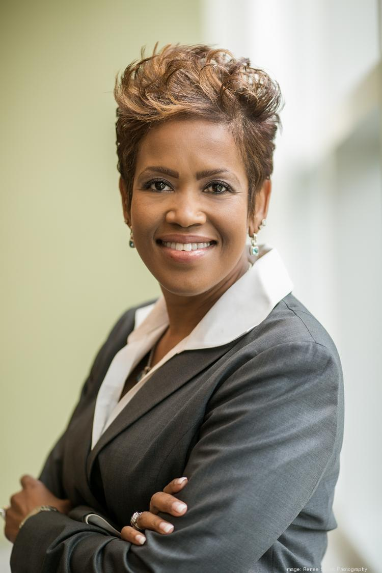 Machelle Sanders, Biogen Idec CEO, is among the many leaders excited about RTP's plan.