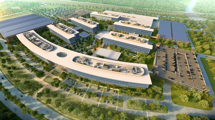 Toyota Of Plano >> Toyota North America S Plano Campus Will House Texas Largest