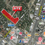 14-acre retail development waiting on grocery anchor, <strong>Hill</strong> Country Village's thumbs up