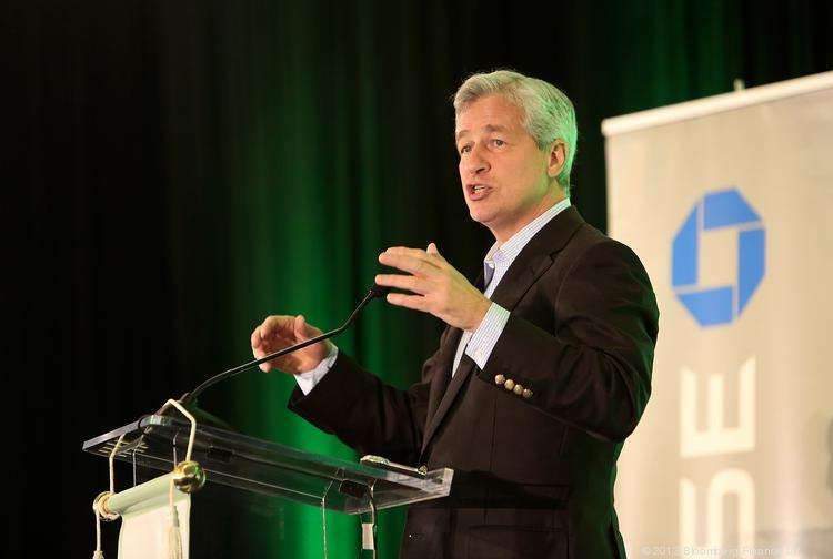 """Jamie Dimon, chief executive officer of JPMorgan Chase, has had a hard time leading the company away from last year's """"London Whale"""" incident."""