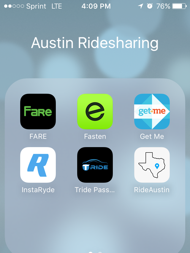 The apps that get you around Austin now that Uber and Lyft are gone.