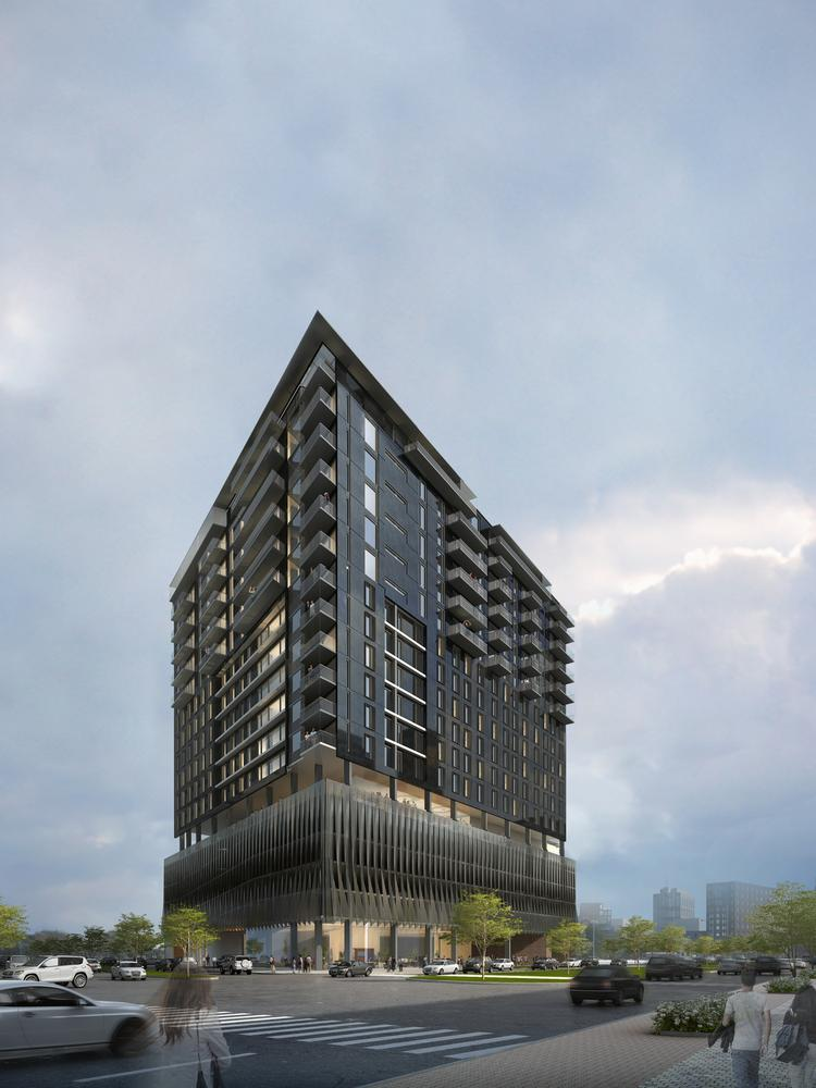 The Virgin Hotel & Residences in the Design District is expected to get underway this fall.