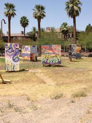 PHX Renews installed a number of art murals on the property in May.