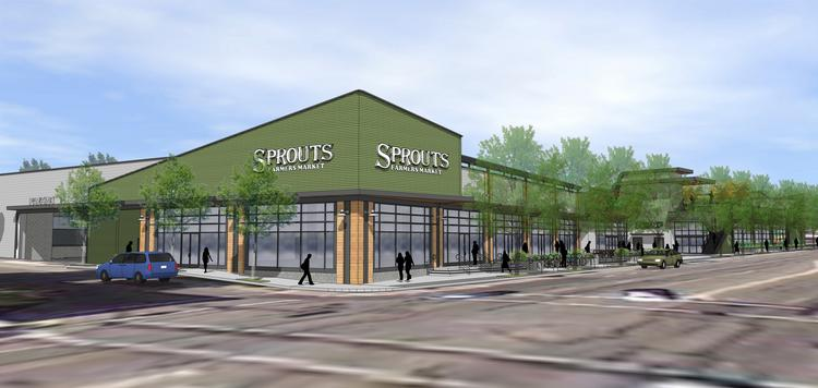 The Shops at Broadway is slated to be the first new retail project along Broadway in Oakland, where city officials want to see major retail and housing development.
