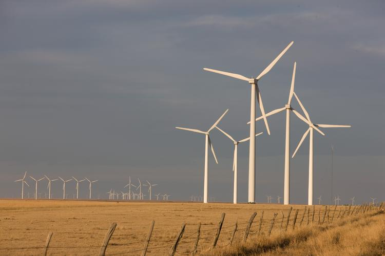 Wind developers have been racing to start wind projects before year's end in hopes of securing a tax credit due to expire at the end of 2013.