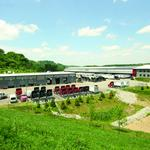 Pitt Ohio spearheads region's first LEED-certified trucking terminal