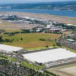 Another big spec industrial project in Portland (that's No. 3 for those of you keeping track)